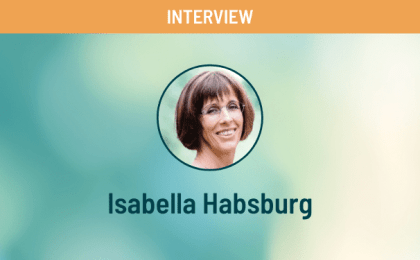 Tiere strömen mit Isabella Habsburg