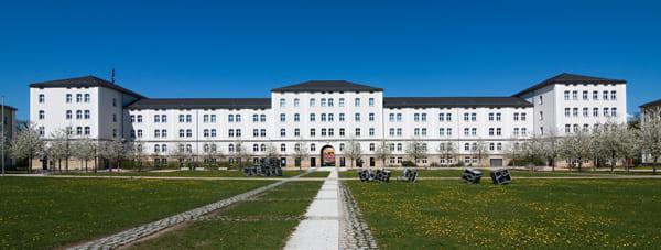 Campus der OTH Amberg-Weiden in Amberg