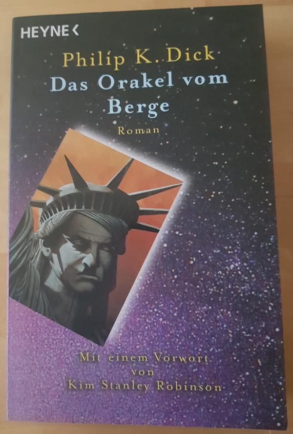 """Buchcover von """"Das Orakel vom Berge"""""""