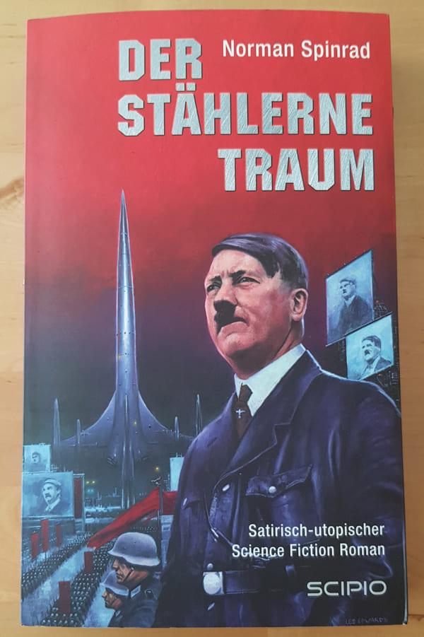 """Buchcover von """"Der stählerne Traum"""""""