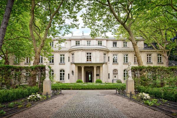 Foto der Villa am Großen Wannsee