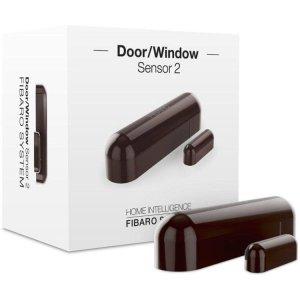 FIBARO Door/Window Sensor 2 Brown