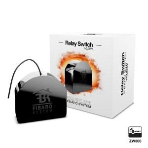 FIBARO Relay Switch 1×2.5kW