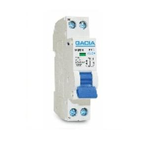 GACIA M80N-C16 inst. 1p+n C16 6kA (18mm)