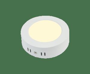 LED Downlight Basic opbouw rond