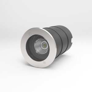 Ground Spot | 230V | 123mm | 23 Watt | 3