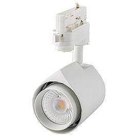 LED Track rond wit 15W 36gr Camita 3.000
