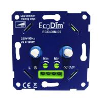 led dimmer Duo dimmer 2x100W