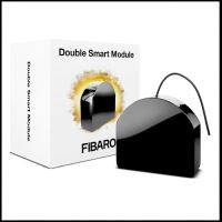 FIBARO Relay Double Smart Module