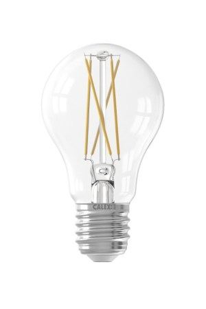 Calex Smart LED Filament Clear GLS-lamp