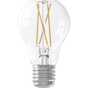 Filament Clear GLS-lamp A60 E27 220-240V