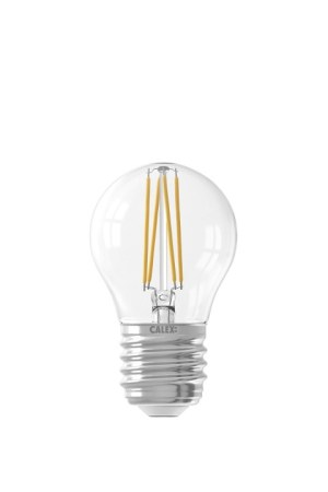 Calex Smart LED Filament Clear Ball-lamp