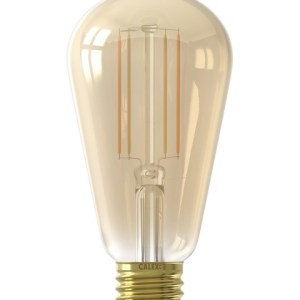 Filament Gold Rustic-lamp ST64 E27 220-2