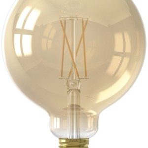 Calex Smart LED Filament Gold Globe-lamp
