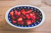Erdbeercrumble