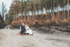 After Wedding Shooting in Brandenburg