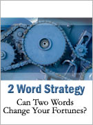 2 Word Strategy Report