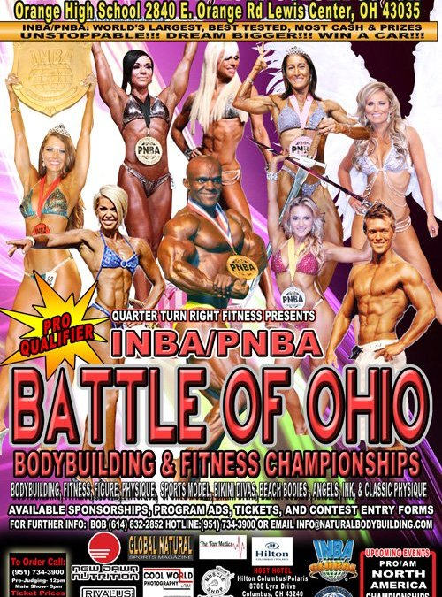 The INBA is Coming to Ohio for the Battle of Ohio