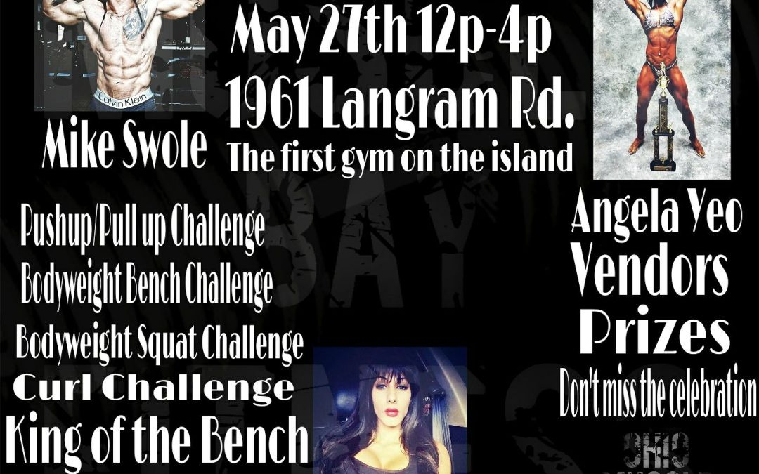 Meet Angela Yeo and Check Out Put-in-Bay's First Gym on Saturday