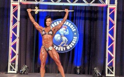 Kentucky Muscle – Angela Yeo WPD Overall Champion