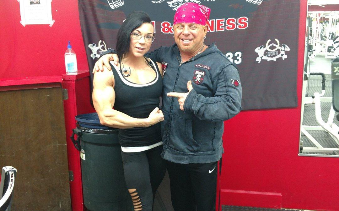 Gym Sponsor – Jimmy Momany and Iron Works Gym
