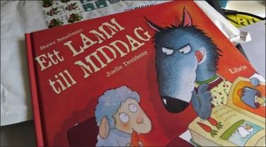 ... och en underbar barnbok :)