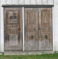 Såg en spännande dörr...