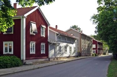 Kyrkogatan, Smedjebacken
