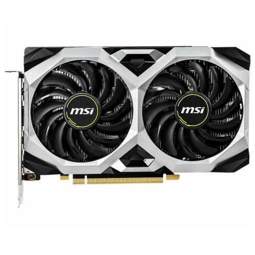02 GeForce GTX 1660 Ti VENTUS XS 6G OC