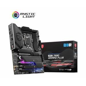 01 MSI MPG Z590 GAMING PLUS motherboard