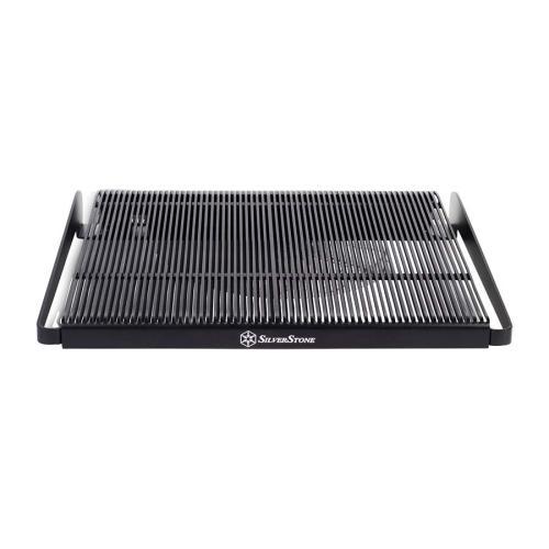 02 Silverstone laptop cooler (Black)