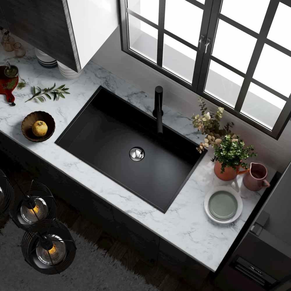 Kitchen Sink Atmosphere Happy Homes - Flats In Siliguri