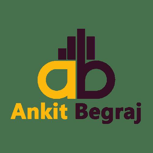 Ankit Begraj Official Logo