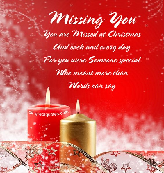 Missing You At Christmas Reflections Ankit Chhibbers Blog