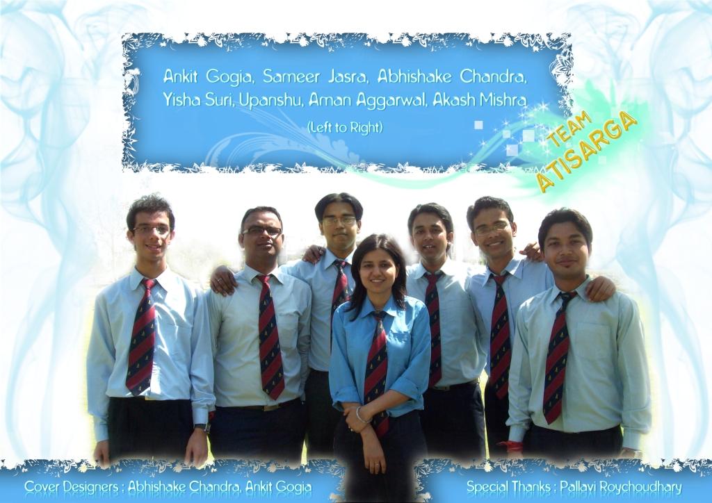 Team Atisarga