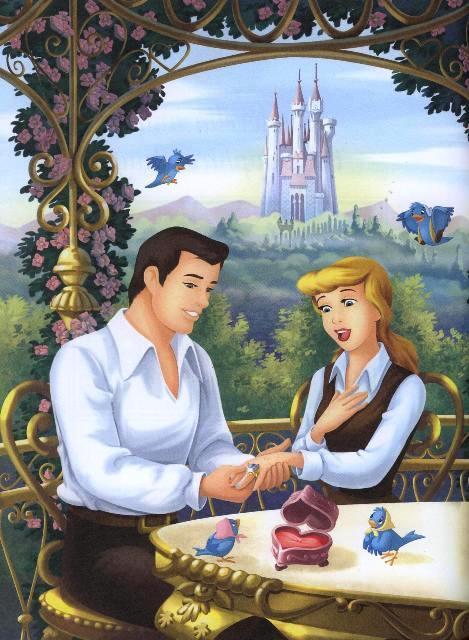 Cinderella-and-Prince-Charming-disney-couples