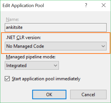 Deploying a Blazor Application on IIS
