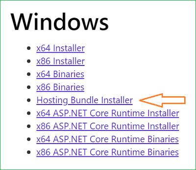 Deploying a Blazor Application on IIS - DZone Web Dev