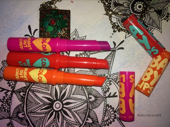 maybelline baby lips bright out loud shades