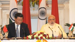 India abandons Panchsheel in Israel