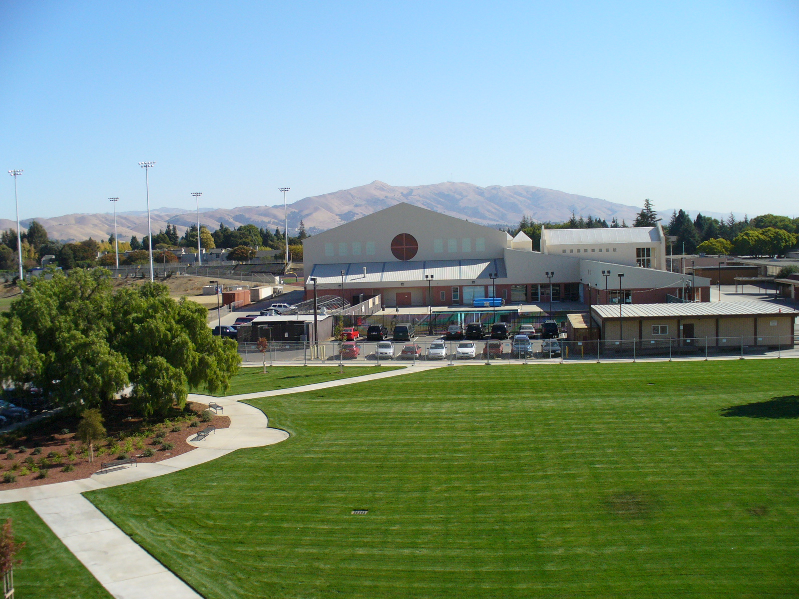 Washington High School <h5>Turf Renovation</h5>