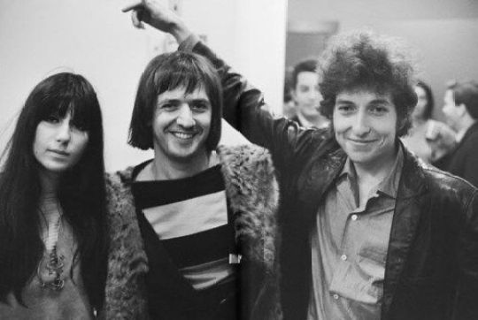 bob dylan and his friends