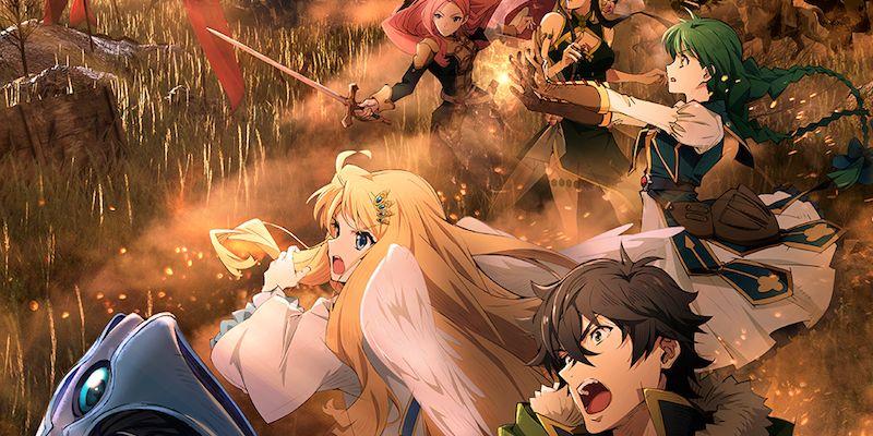 CRUNCHYROLL: ESTREIAS DE RISING OF THE SHIELD HERO NO YOUTUBE E OVA DE TONIKAWA