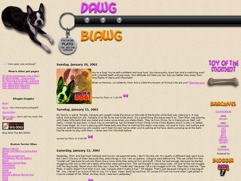 Dawg Blawg