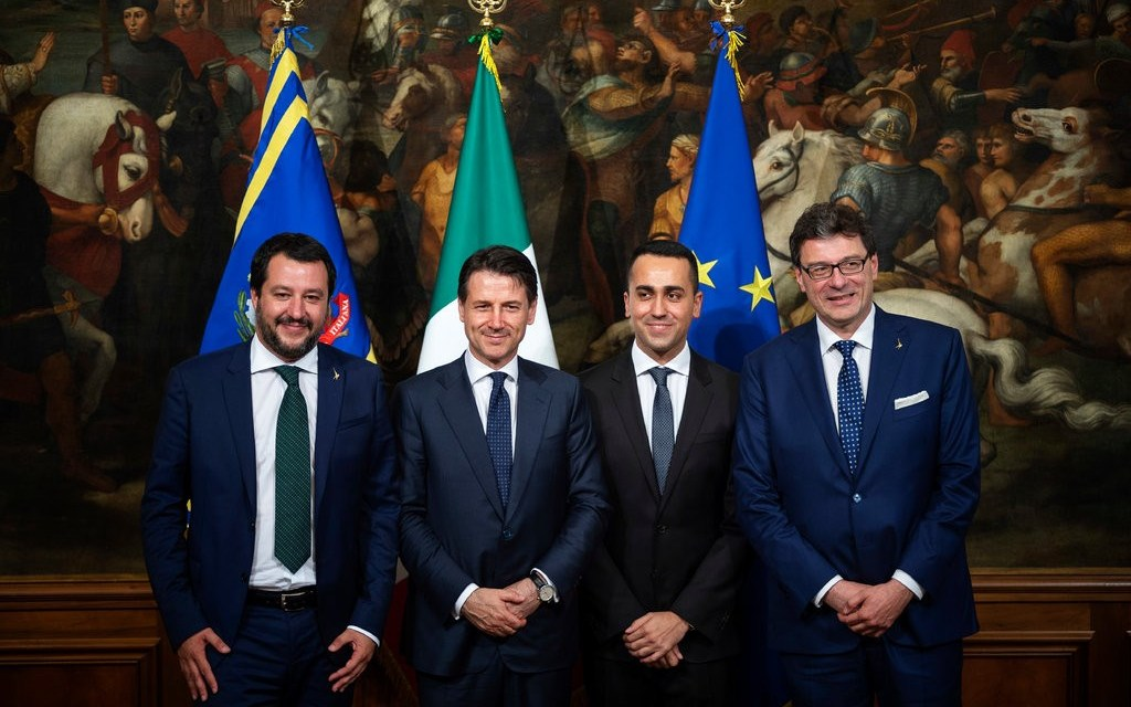 A Cheer for Italy's Awful New Government