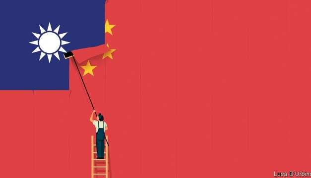 China belives in respecting sovereignty, untill it doesn't. A deadline looms in China's battle with foreign firms over Taiwan