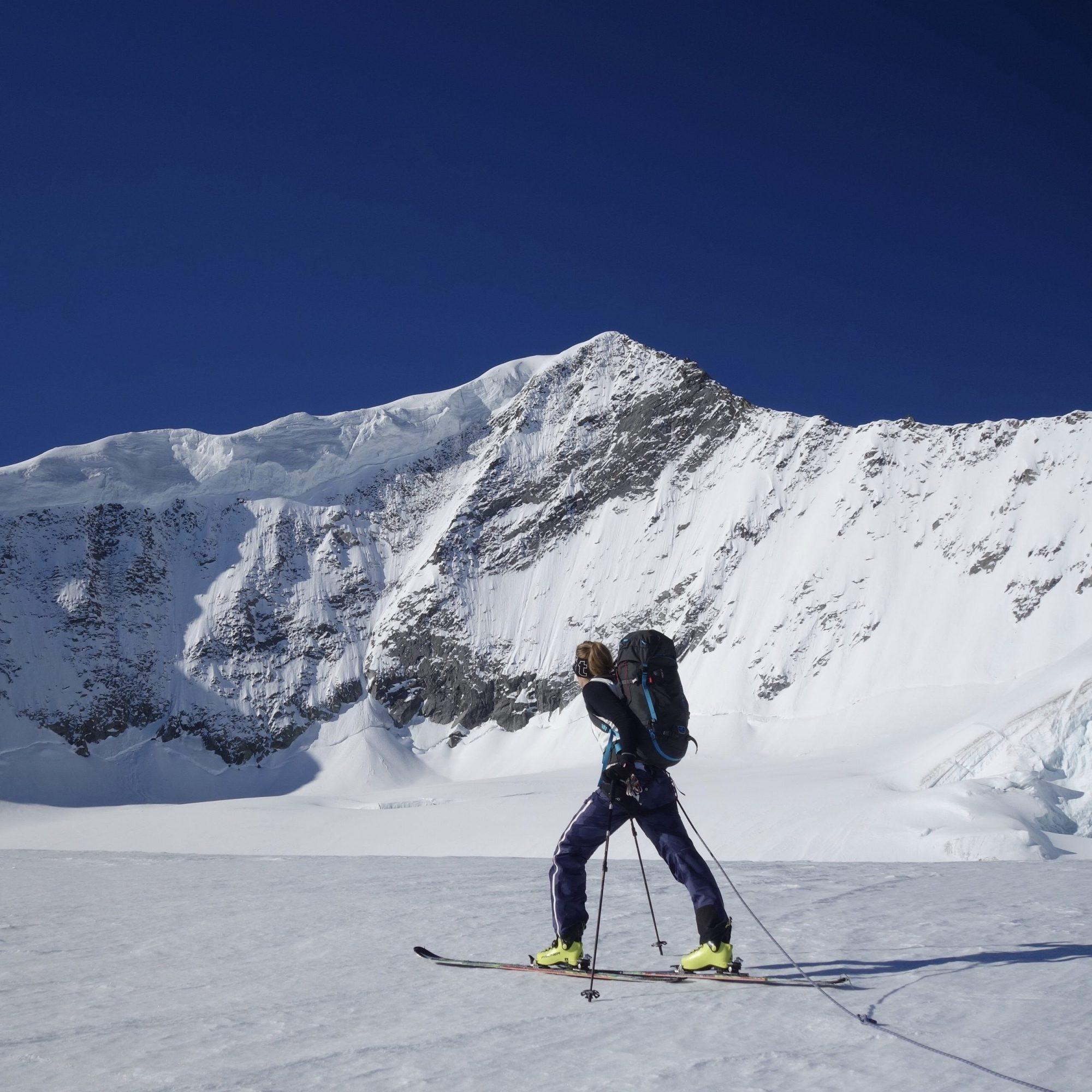 Anna Heuberger, Skitouren