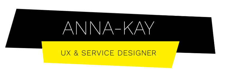 Anna-Kay. UX & Service Design Consultant