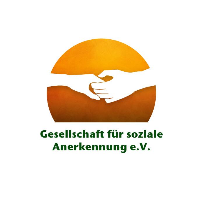 """Logo für den Verein """"Gesellschaft für soziale Anerkennung"""""""