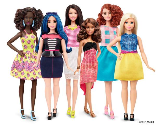 Barbie New Body Types1